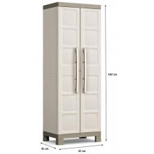 KIS EXCELLENCE UTILITY skříň 65x45x182cm beige