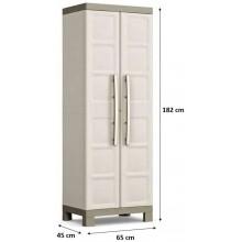 KIS EXCELLENCE UTILITY skříň 65x45x182cm beige 9710000