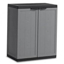 KIS JOLLY LOW skříň 68x39x85cm dark grey
