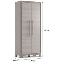 KIS GULLIVER HIGH skříň 44x80x182cm beige 9750000