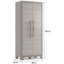 KIS GULLIVER MULTISPACE skříň 44x80x182cm beige 9751000