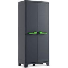 KIS MOBY HIGH skříň 44x80x182cm dark grey
