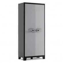 KIS TITAN MULTISPACE skříň 44x80x182cm grey/black