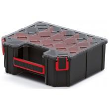Kistenberg TAGER Organizér vysoký (přepážky/krabičky), 28,4x24,3x10,5cm KTGC302510BS