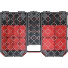 Kistenberg TAGER Organizér vysoký (přepážky/krabičky), 57,7x39x10,5cm KTGC604010BS
