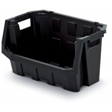 Kistenberg TRUCK MAX Plastový úložný box 39,6x38x28,2cm, černá KTRM4040