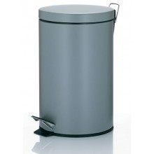 KELA Koš odpadkový 12 l LEANDRO, matný KL-10933
