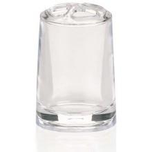 KELADržák na zubní kartáček SINFONIE akrylové skloKL-18496