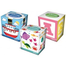 KLEENEX Kids Collection Box Papírové kapesníčky (56 ks) 147776