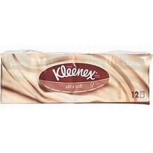 KLEENEX Ultra Soft Papírové kapesníčky (10 ks) 147792