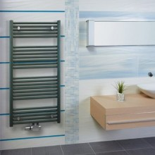 KORADO KORALUX LINEAR Comfort Koupelnový radiátor KLTM 1500.750 white RAL 9010