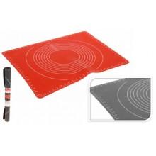 KAISERHOFFVál pečící silikonový 50 X 40, červenáKO-641500750cerv