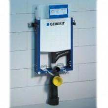 GEBERIT KOMBIFIX pro závěsné WC, UP 320, s odsáváním, h 108 cm, ovládání zepředu 110.367.00.5
