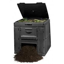 KETER E kompostér 470l, bez podstavce, černý 17186236