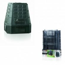 VÝPRODEJ Prosperplast EVOGREEN 630L Kompostér zelený IKEV630Z BEZ ORIG. OBALU