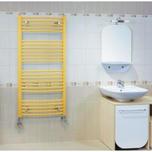 KORADO KORALUX RONDO Classic Koupelnový radiátor elektrický KRCE 1500.750 white RAL 9016