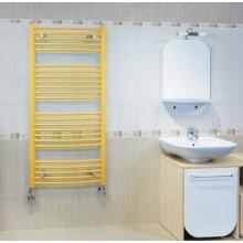 KORADO KORALUX RONDO Classic Koupelnový radiátor KRC 1220.750 White RAL 9016 KRC12200750-10