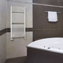 KORADO KORALUX Rondo Max Koupelnový radiátor KRM 700.600 bílá KRM07000600-10