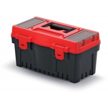Kistenberg EVO Kufr na nářadí 54,8x27,4x28,6cm, červená KEV5530
