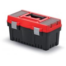 Kistenberg EVO Kufr na nářadí s kov. zámky 47,6x26x25,6cm, červená KEV5025AL