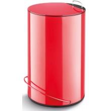 LAMART DUST LT8009 Odpadkový koš 13L červený 42001224