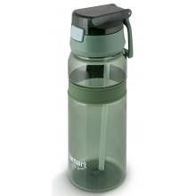 LAMART LT4059 Sportovní láhev 0,7l Zelená, Straw 42003523
