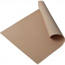 LAMART SILIK Pečící podložka - silikonový vál na těsto LT3012, kapučíno, 42000168