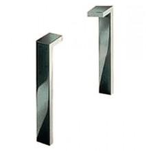 LAUFEN PRO Nožky, pro koupelnové skříňky, výška 355 mm 4.8309.2.095.004.1