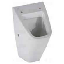 LAUFEN VILA Urinál s otvory pro poklop, bez mušky, bílý LCC 8.4114.1.400.000.1