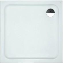 LAUFEN SOLUTIONS Akrylátová vanička čtvercová 100x100cm, bílá, 2.1150.3.000.000.1