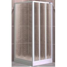 Sanipro Boční pevná stěna LSB / 900 bílá/ damp