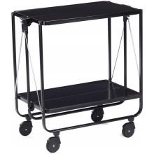 LEIFHEIT servírovací vozík černý 74237