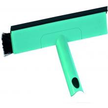 LEIFHEIT stěrka na okna s kartáčem a teleskopickou tyčí 51104