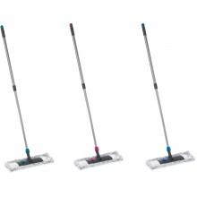 LEIFHEIT Podlahový Mop Classic XL - grey pink, blue, lagoon 55265