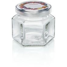 LEIFHEIT šestihranná sklenice 106ml 03209