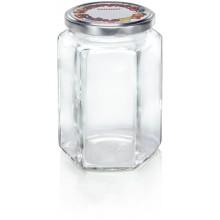 LEIFHEIT šestihranná sklenice 770 ml 03211