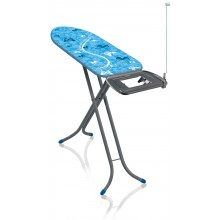 LEIFHEIT Žehlicí prkno Air Board Express M Compact 120x38 cm grey blue 72449
