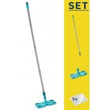 LEIFHEIT Clean & Away Set podlahový mop 26 cm s click systémem 56666