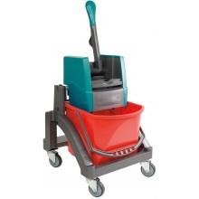 LEIFHEIT Professional Uno Úklidový vozík 17 l 59102