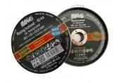 MAGG řezné kotouče 125 x 1,0 x 22,2 mm speciální edice 10 ks 020009