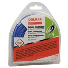 DOLMAR tichá nylonová struna 2,4mm 3,5m 369224071