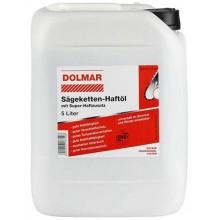 MAKITA Dolmar olej motorový na mazání řetězu pro pily, 5 l 988003258