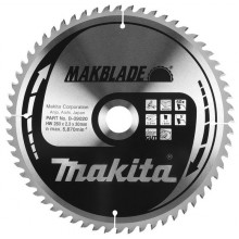 MAKITA B-09656 pilový kotouč na hliník 260x30mm 80T