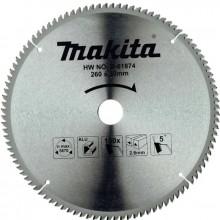 MAKITA D-61874 pilový kotouč na hliník 260x30mm 100Z TCT