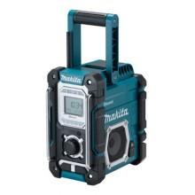 MAKITA Aku rádio s Bluetooth, Li-ion 7,2V-18V Z DMR108