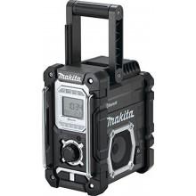 MAKITA Aku rádio s Bluetooth, Li-ion 7,2V-18V Z, černá DMR108B