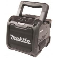 MAKITA DMR200 Aku přehrávač s Bluetooth černý, Li-ion 10,8V-18V