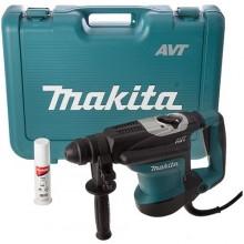MAKITA Kombinované kladivo s AVT 5J, 850W v kufru HR3210C