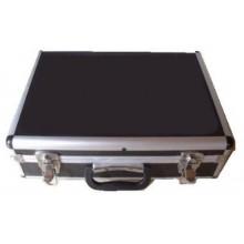 MAKITA hliníkový kufr 460x330x160 mm, černá