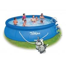 MARIMEX TAMPA + PF SAND 4 SET bazén 4,57x1,22m 10340128